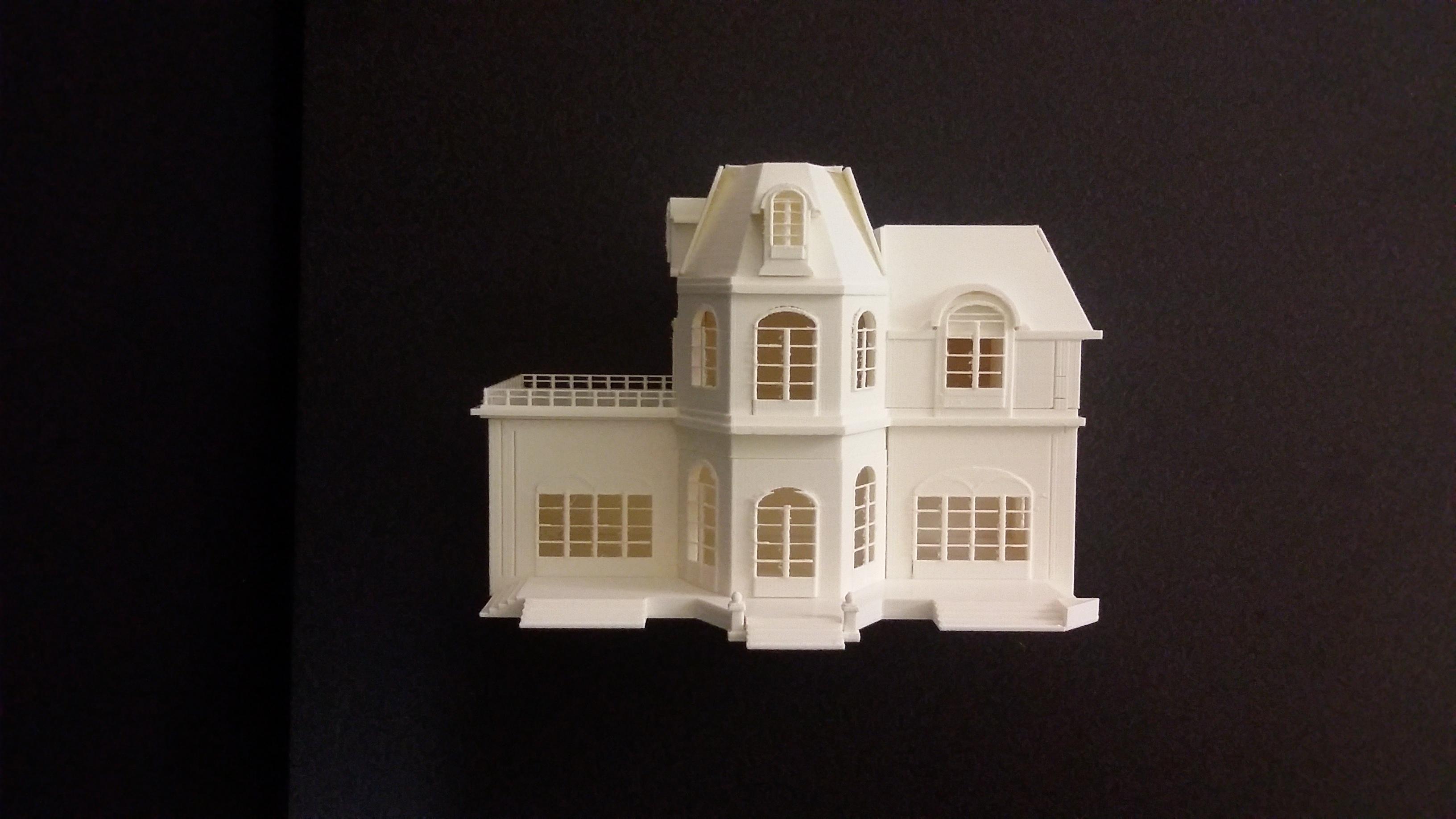 Stampa 3d e studi di architettura e design 3dgo s r l for Studi di architettura